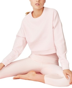Cotton On Women's Jacquard Fleece Sweater
