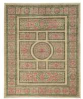 Solo Rugs Eclectic Collection Geometric Oriental Rug