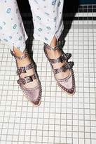Jeffrey Campbell Cooper Studded Flat by at Free People