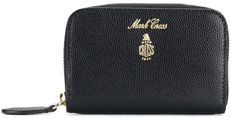 Mark Cross Grace mini zip around wallet