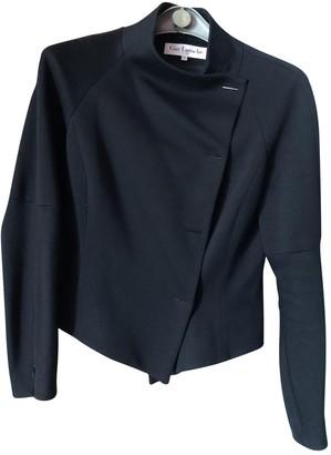 Guy Laroche Black Wool Jacket for Women
