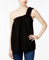 Rachel Roy One-Shoulder Top, Only at Macy's