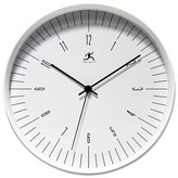 Infinity Instruments The Bel Air Clock - White