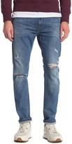 Diesel Thommer Slim Skinny Distressed Jeans