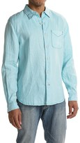 True Grit Luxe Linen Shirt - Long Sleeve (For Men)