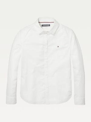 Tommy Hilfiger Organic Cotton Poplin Shirt