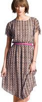 Victoria's Secret Tie-sleeve Dress