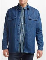 Samsoe & Samsoe Marlon Denim Shirt, Rodeo Blue