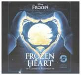 Frozen Heart : Library Edition (Unabridged) (CD/Spoken Word) (Elizabeth Rudnick)