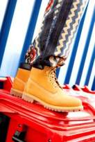 Timberland Classic Wheat 6-Inch Work Boots - metallic UK 7 at Urban Outfitters