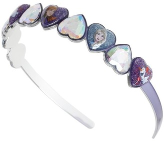 M&Co Disney Frozen girls heart acrylic headband