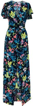 Mellaris Meteora Beach Maxi Dress Tropical Print
