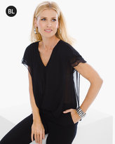 Chico's Delicate Layered Top