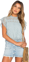 Tularosa Clayton Lace Top