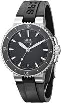 Oris Women's 73376524154RS Analog Display Swiss Automatic Watch