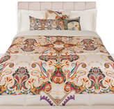 Etro Registan Quilted Bedspread - 270x270cm - Beige
