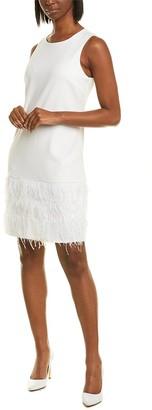 Sam Edelman Feather Shift Dress