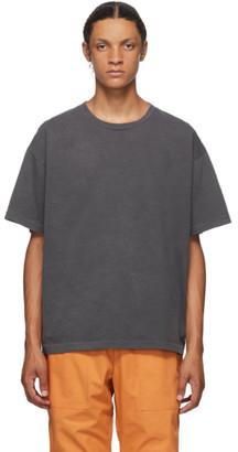 John Elliott Grey University T-Shirt