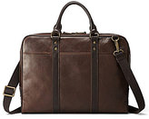 Fossil Leather Estate Document Bag