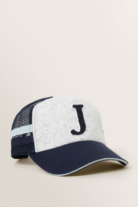 Seed Heritage Chenille Initial Cap