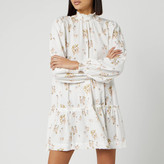 Free People Women's Petit Fours Mini Dress