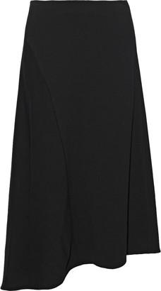 Vince Asymmetric Crepe Skirt