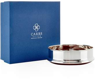 Carrs of Sheffield Silver Sterling Silver Bottle Coaster (13cm)