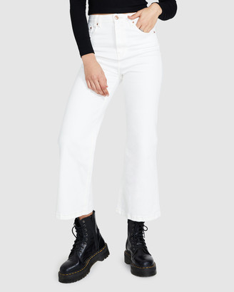 Insight Analise Stretch Slim Flare Jeans