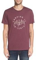 Altru Men's 'Camping Is In-Tents' Graphic T-Shirt
