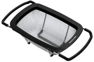 KitchenAid Expandable Colander-Black