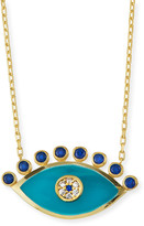 Tai Evil Eye Pendant Necklace with Cubic Zirconia