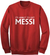 Indica Plateau Crew Its About to Get Messi Adult