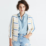 Madewell Quilted Side-Tie Jacket