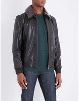 Tommy Hilfiger Julius Leather Jacket