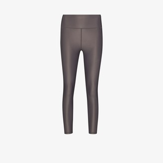 Sweaty Betty High Shine Cropped Performance Leggings