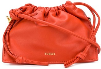 Yuzefi Bom knotted tote bag