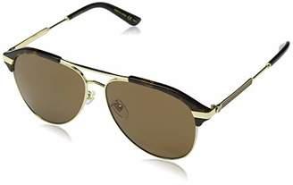 Gucci Men's GG0288SA-002 Sunglasses