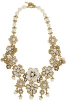 Marchesa Drama Necklace, 16""