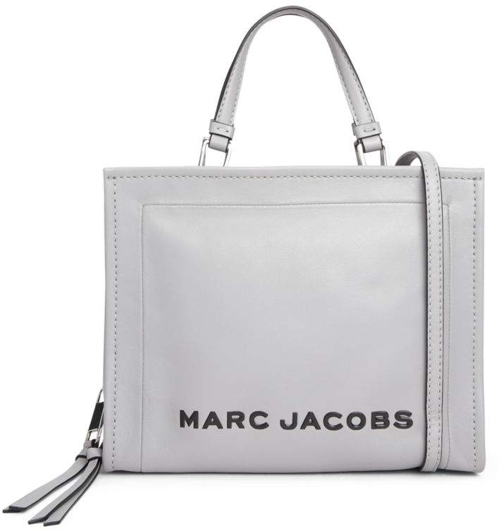 Marc Jacobs The Box Leather Shopper