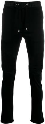 Balmain Ribbed Panel Track Pants