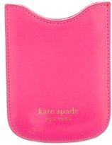 Kate Spade Leather Phone Case