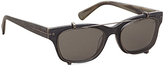 Kenneth Cole Snap-Off Polarized Sunglasses