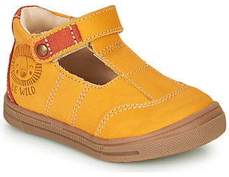 GBB ARENI boys's Sandals in Yellow