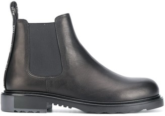 Valentino Pull-On Ankle Boots