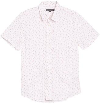 Slate & Stone Mini Palm Printed Woven Shirt