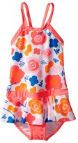 Seafolly Vintage Pop Skirted Tank Top (Infant/Toddler/Little Kids)