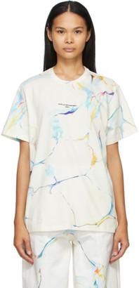 Stella McCartney White Marbling T-Shirt