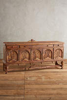 Anthropologie Handcarved Menagerie Buffet