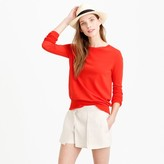 J.Crew Summerweight cotton sweater