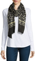 Fraas Paisley Scarf